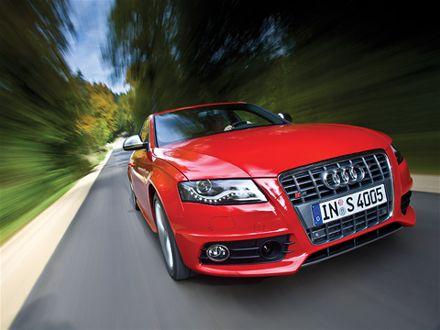 Audi S4 2010 Picture